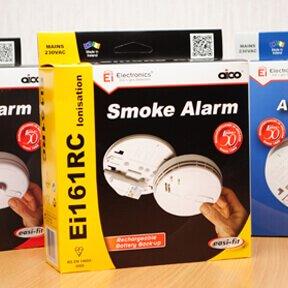 Basildon Electrician - Hawkins Electrical Install Smoke alarms