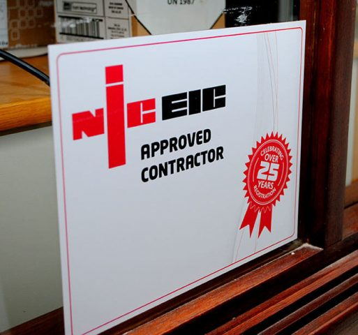 NIC EIC Approval Notice